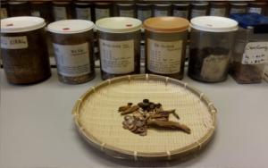 Liu Mo Yin Chinese Herb Formula - Raw Herbs